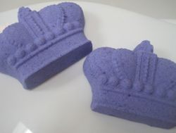 OCHA CROWN BATH BOMBS