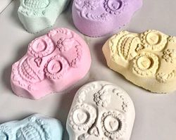 MINI SKULL BATH BOMBS