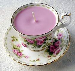TEA CUP MASSAGE CANDLE