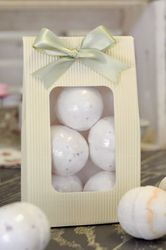 WEDDING or BAPTISM BATH BOMBS
