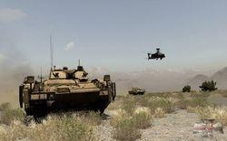 FV510 Warrior 2 / Apache AH1