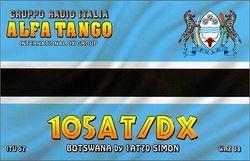 105 AT/DX - Botswana