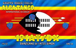 191 AT/DX - Swaziland