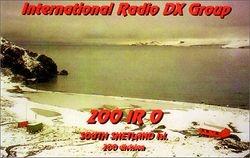 200 IR/0 - South Shetland Isls.