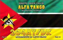 204 AT/DX - Mozambique