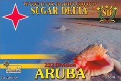 232 SD 103 Hilario - Aruba Island
