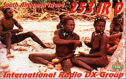 253 IR/0 - South Andaman Island
