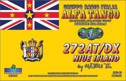 272 AT/DX - Niue Island