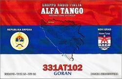 331 AT 102 Goran - Bosnia and Herzegovina