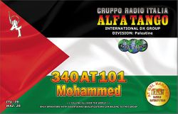 340 AT 101 Mohammed - Palestine