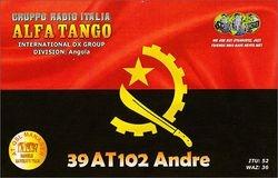 39 AT 102 Andre - Angola