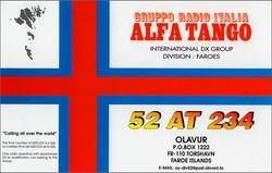 52 AT 234 Olavur - Faroe Islands