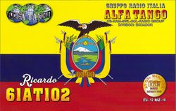 61 AT 102 Ricardo - Ecuador