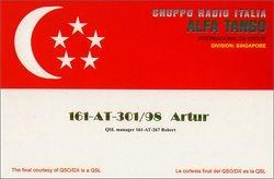 98/161AT301 Artur - Singapore
