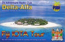 99 DA/OC 016 Viti Levu Island - FIJI