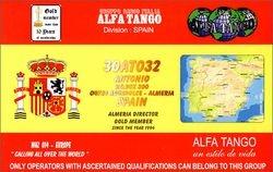 30 AT 032 Antonio - Spain