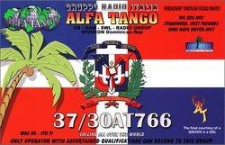37/30 AT 766 Jose - Dominican Republic