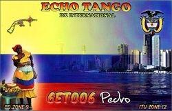6 ET 006 Pedro - Colombia