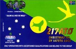 217 AT/0 - Christmas Island