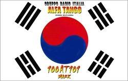 100 AT 101 Mark - South Korea