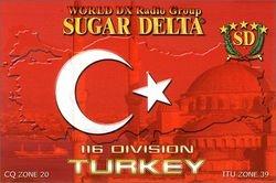 116 SD 019 Rasid - Turkey