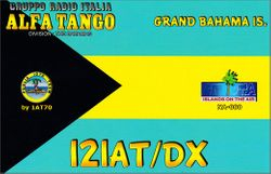 121 AT/DX - The Bahamas