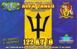122 AT/0 - Barbados Island
