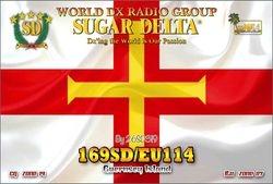 169 SD/EU 114 - Guernsey Isl.
