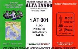 1 AT 001 Aldo - Italy