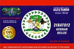 218 AT 012 Hernan - Belize