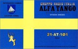 21 AT 101 Goran - Sweden