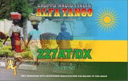 227 AT/DX - Rwanda