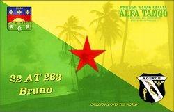 22 AT 263 Bruno - French Guiana
