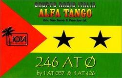 246 AT/0 - Sao Tome and Principe Isl.
