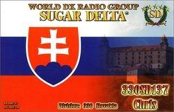 330 SD 137 Chris - Slovakia