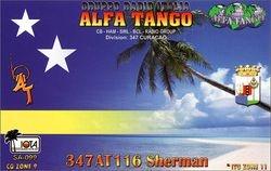 347 AT 116 Sherman - Curacao