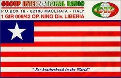 42/1 GIR 009 Nino - Liberia