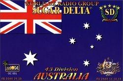 43 SD 280 Jordan - Australia