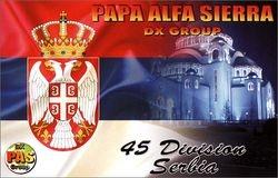 45 PAS/DX - Serbia