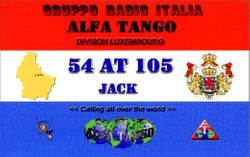 54 AT 105 Jack - Luxembourg