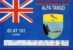 63 AT 101 Chris - St. Helena Island