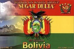 80 SD 103 Rafael - Bolivia