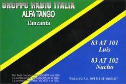 83 AT 101 Luis - Tanzania
