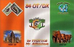 84 OT 010 Abdoulaye - Ivory Coast