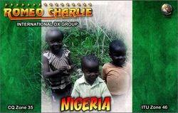 89 RC/0 - Nigeria