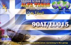 90 AT/EU 015 - Crete Island