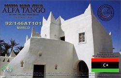 92/146 AT 101 Marco - Libya