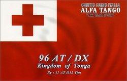 96 AT/DX - Tonga Isls.