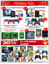Christmas Sale 12-5 to 12-11