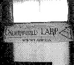 Underworld Larp Banner